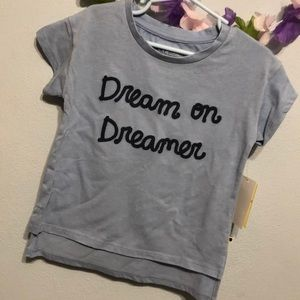 ' Dreamer ' LuckyBrand tee NWT